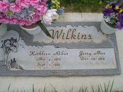 Kathleen <I>Reber</I> Wilkins