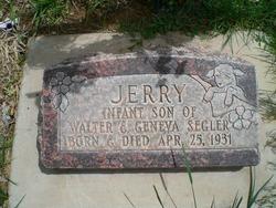 Jerry Hardy Segler