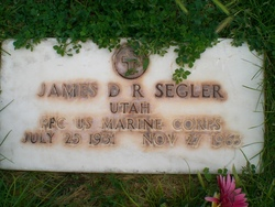 James D <I>Ronald</I> Segler
