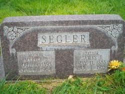 James Eddie Segler