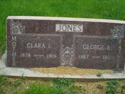 Clara Isabell <I>Wilson</I> Jones