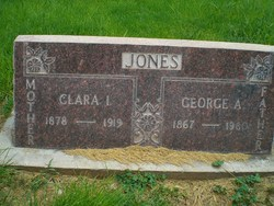 George Alonzo Jones