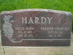 Chester Lawrence Hardy