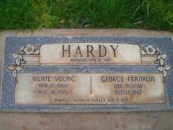 Vilate Hardy <I>Young</I> Gubler