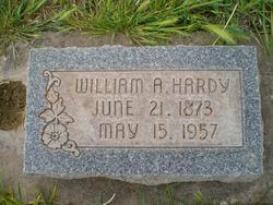 George Alvin William Hardy
