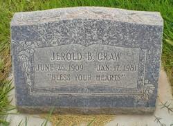 Jerold Byron Craw