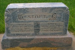 Allen Joseph Fisk Stout