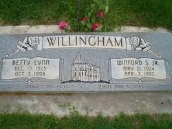 Winford Sturgeon Willingham, Jr
