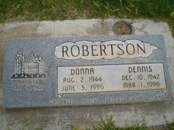 Dennis Melvin Robertson