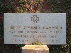 Henry Stickney Hammond