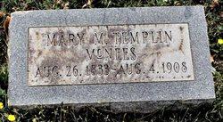 Mary Martha <I>Templin</I> McNees