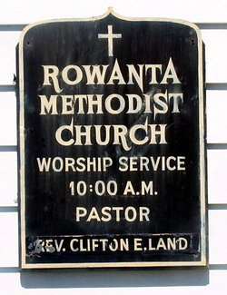 Rowanta Cemetery