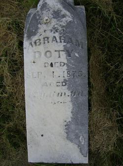 Abraham Doty