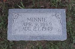 Minnie <I>Streich</I> Pasemann