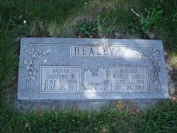 Margie <I>Hatch</I> Healey