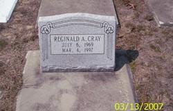 Reginald A. Cray