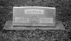 Dorothy <I>Lange</I> Dutton