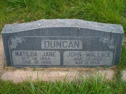 John Wallace Duncan