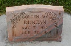 Golden Jay Duncan