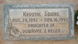 Krystal Squire