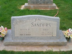 Ervil Sanders