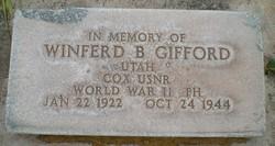 Winferd Bundy Gifford