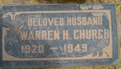 Warren Harvey Church