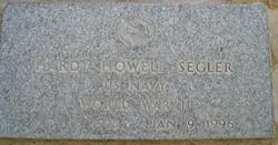 Hardy Howell Segler