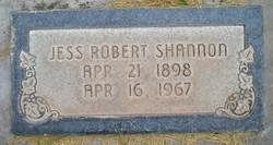 Jess Robert Shannon