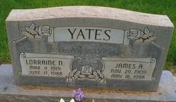 James Alfred Yates