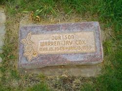 Warren Jay Cox
