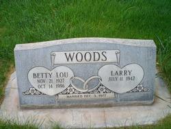 Betty Lou Woods