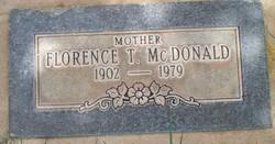 Florence McDonald