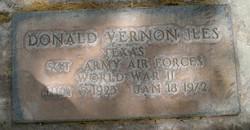 Donald Vernon Iles