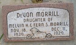 DeVon Morrill