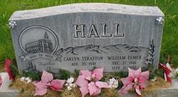 William Elmer Hall