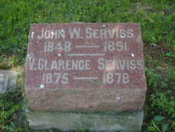 John W Serviss