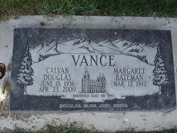 Calvan Douglas Vance