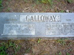 Virginia <I>Eldridge</I> Galloway