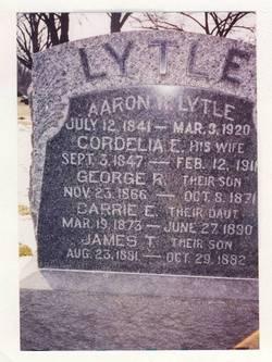 Cordelia Eliza <I>Denison</I> Lytle