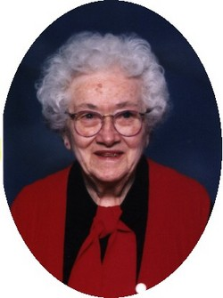 Hazel Lois <I>McKelvey</I> Allen