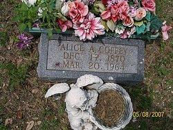 Alice A Coffey