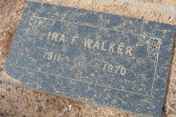 Ira F. Walker