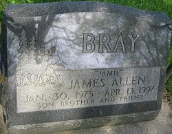 "James Allen ""Jamie"" Bray"