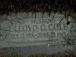 Lloyd Charles Cole