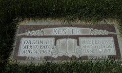 Dr Orson Enholm Kesler