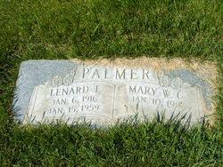 Lenard Franklin Palmer