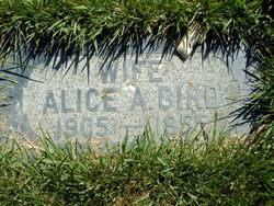 Alice Ann <I>Cole</I> Bird