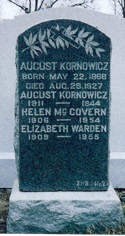 August Kornowicz Sr.