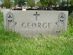 Frances Catherine <I>Donovan</I> George